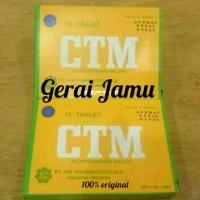 Obat CTM