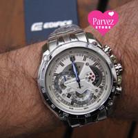 Jam tangan casio edifice seri EF 550D 7AV garansi promo minggu ini