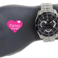 Jam tangan casio edifice seri EF 550D 1AV garansi promo minggu ini