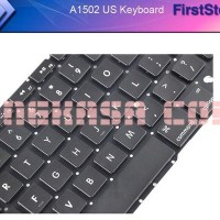 Jual Jual Keyboard Macbook Pro Retina 13 inch A1502 US Keyboard Baru | Ke Murah