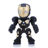 Bluetooth Speaker Ironman Marvel Original Berdiri lucu Iron Man