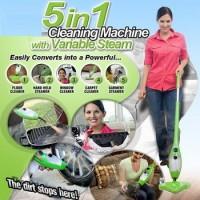 H2O MOP X5 5 in 1 Steam Cleaner Berkualitas