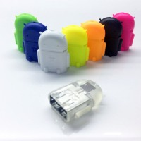 OTG Adapter Android Micro Usb To Usb for Flashdisk / Keyboard / Mouse