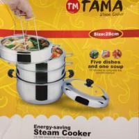 Panci Kukus - Steam Cooker
