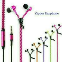 Headset Zipper VPS / Earphone Resletting Universal/handsfree keren