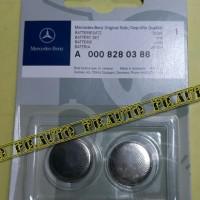 Batu Remot ( Remote Battery ) Original Mercedes Benz