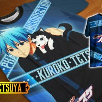 [ANIME/GAME] Kaos/Tshirt Fullprint Kuroko No Basuke - Kuroko Tetsuya