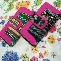 dompet batik cantik kekinian ll harga murah