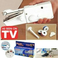 mesin jahit mini portable/ handy stitch