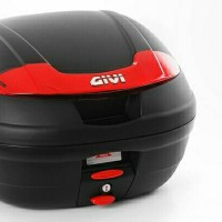 BOX MOTOR GIVI E340N 34 LITER, 1 HELM + JACKET
