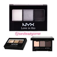 NYX Love in Rio Eye Shadow Pallette