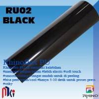 Rhinoflex Polyflex Korea / Poly Flex Pu Hitam - Black
