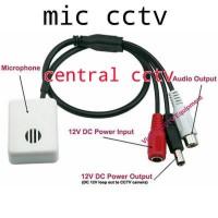 harga Mic cctv/audio cctv Tokopedia.com