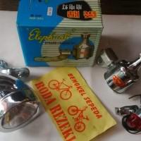harga LAMPU SEPEDA ONTEL/JENGKI MODEL DINAMO Tokopedia.com