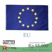 Bendera EU Uni Eropa European Union