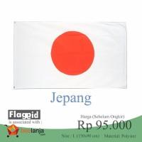 Bendera Jepang Ukuran Besar Japan