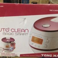 Yong Ma YMC 112 Magic Com Rice Cooker DigitalAuto Clean Magic Smart