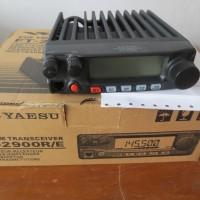 paketan radio rig yaesu ft 2900 & ht motorola gp 3188 vhf murah