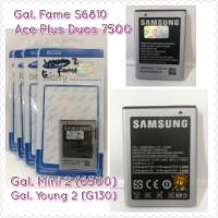 For Samsung Galaxy Mini 2 (6500) Battery/Baterai/Batere/Batre