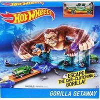 Hot wheels seri gorilla getaway