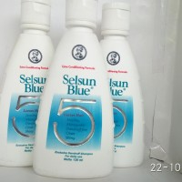 Selsun Blue Excluive Dandruff Shampo 120 ml