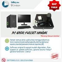 Paket Komputer Program Software Toko Kasir Full Set