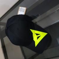 DAINESE - 100%ORI Lime Topi motor cap