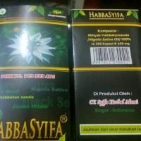 HabbaSyifa Black Seed Oil 200 kapsul