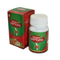 Green Samurai | Kapsul Obat Herbal Murah Asam Urat Greenzone