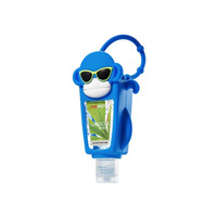 POCKETBAC HOLDER BLUE MONKEY BATH AND BODY WORKS BBW ORIGINAL USA