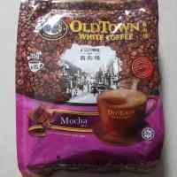 Jual KOPI OLD TOWN WHITE COFFEE 3 in 1 Mocha Murah