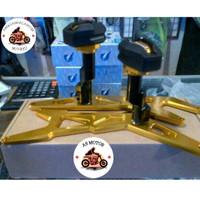 Frame Sliders Ninja 250 Fi Ride It / Frame Sliders Ninja