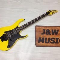 harga Gitar ibanez rg350 kuning Tokopedia.com