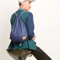 Jual String Bag / Gym Sack / Tas Sepatu Olahraga Futsal Basket Running Murah