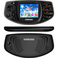 Evercoss G7t - Model Nokia N-Gage
