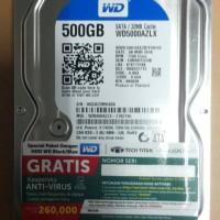 hard disk 500 gb wd blue internal sata
