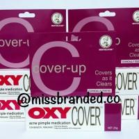 Oxy Cover / OxyCover - 25 gram - Obat Jerawat
