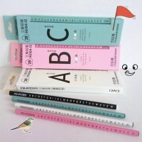 Pensil Raut / Pensil Raut Alfabet 2B ANG9M