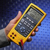 Clamp meter - Fluke - Fluke 724 Temperature Calibrator