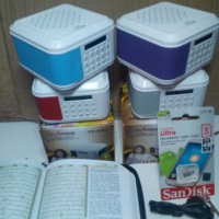 Speaker Advance Quran / Tp-600 Qurani / Audio Al Quran Tp600