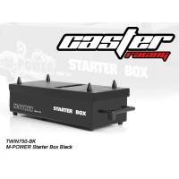 TWIN750-BK Caster Racing M-POWER STARTER BOX BLACK