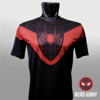 [Nerd Army] Miles Morales Spiderman Full Print T-Shirt