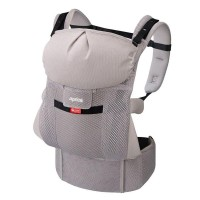 Aprica Baby Carrier Colan CTS Grey 81535