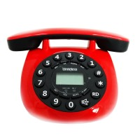 Uniden Single Line Telephone AT8601 Telepon Unik