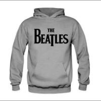 sweater/jaket/zipper/baju pria THE BEATLES