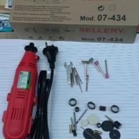 harga BOR PCB / Mini Dril AC Sellery 07-434 Speed 30.000Rpm Tokopedia.com