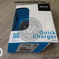 CHARGER SONY XPERIA EP881 Z ULTRA ZL ZR Z1 Z2 Z3 Z3+ Z4 TABLET COMPACT