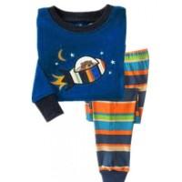 Baju tidur anak laki-laki/Piyama GAP Hk anak laki-laki Apollo Bear