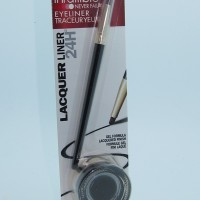LOREAL INFALLIBLE GEL LACQUER LINER 24 HOUR BLACKEST BLACK