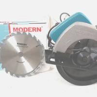 harga Mesin Potong Kayu Circular Saw Laser Modern M-2600L Tokopedia.com